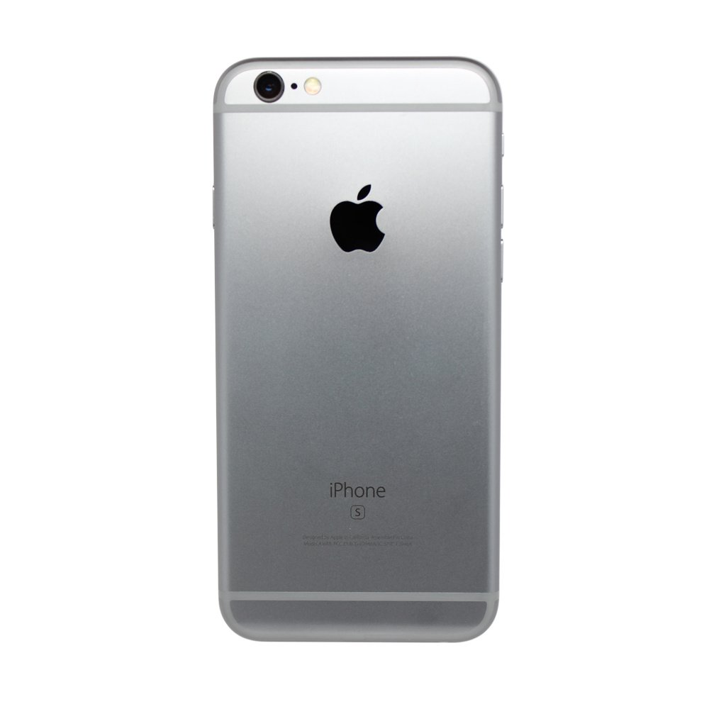 Apple iPhone 6S Plus 16 GB Unlocked, Space Grey (Certified Refurbished) by Apple (Image #2)