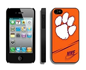 diy zhengTop Ipod Touch 5 5th /s Case Ncaa Clemson Tigers 02 Personalized Ipod Touch 5 5th Mobile Phone Protective Cover