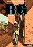 Front cover for the book RG, Tome 1 : Riyad-sur-Seine by Pierre Dragon