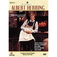 Britten - Albert Herring / Graham-Hall, Rigby, Opie, Kern, Palmer, Johnson, Gale, Van Allan, Hammond-Stroud, Haitink, Glyndebourne Opera