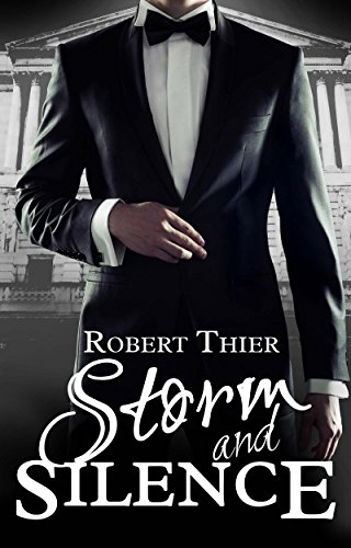 Storm and Silence (Storm and Silence Saga Book 1) cover