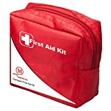 Product review for MCR Medical Supply FAK28-MCR Red Nylon Compact First Aid Kit in Soft Case with Belt Loop