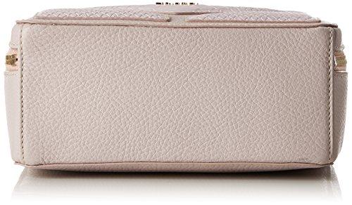 Laurèl Damen Tasche Henkeltasche, Elfenbein (Perlmut), 8,5x15x19,5 cm