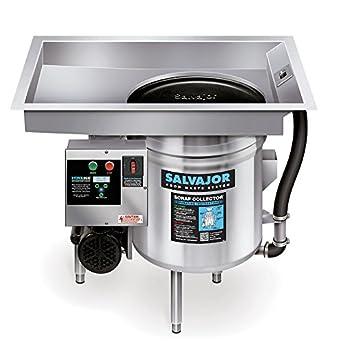 Amazon.com: salvajor P914 Pot & Pan chatarra Collector para ...