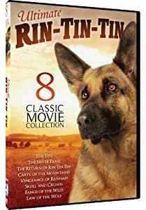 Ultimate Rin Tin Tin - 8 Classic Movie Collection