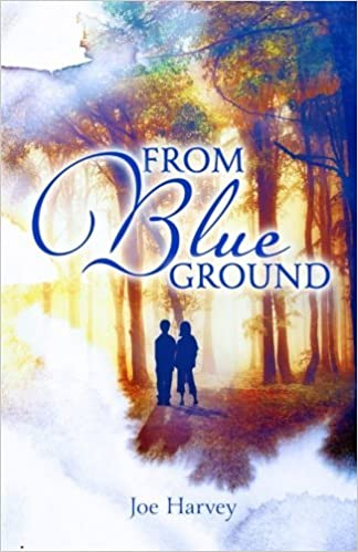Book From Blue Ground by Joe Harvey (2015-12-29)