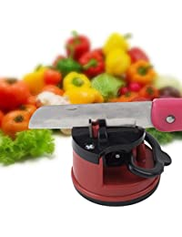 Favor 1 Piece Knife Sharpener Scissors Grinder Secure Suction Chef Pad Kitchen Sharpening Tool hot! YKS hot search deal