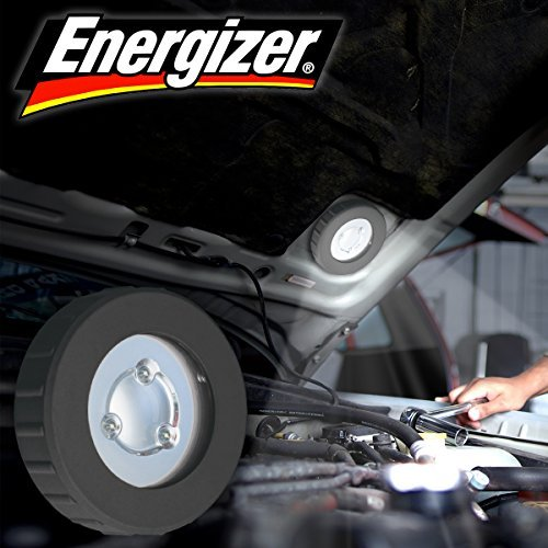 Energizer Hard Case Professional 3 Led Puck Light