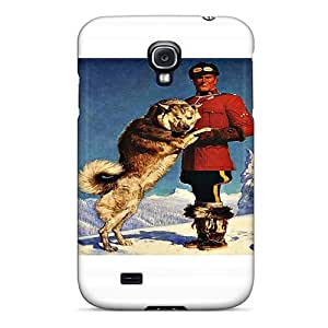 linJUN FENGShock-dirt Proof Mountie Case Cover For Galaxy S4