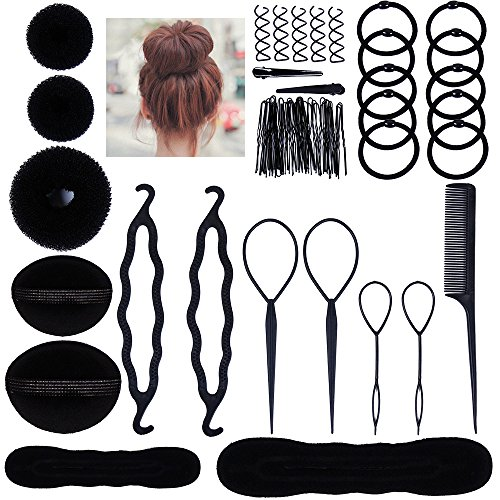 Lictin Hair Styling Set Fashion Hair Design Styling Tools