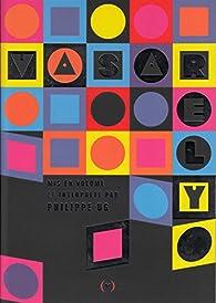Vasarely mis en volume et interprété par Philippe UG par Philippe Ug