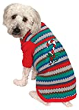 Rubie's Ugly Sweater with Candy Cane Pet Costume, XX-Large