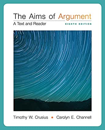 Aims of argument mla 2016 update kindle edition by timothy.