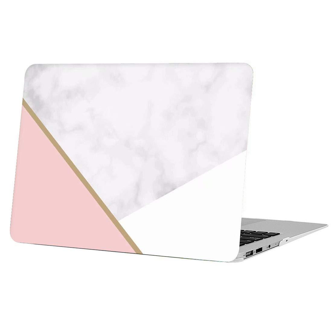 MacBook Air 13 Inch Case, Funut Matte Rubber Coated