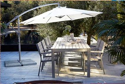 Great Amazon.com : Ikea KARLSO Hanging Umbrella (Beige) : Patio Umbrellas : Patio,  Lawn U0026 Garden