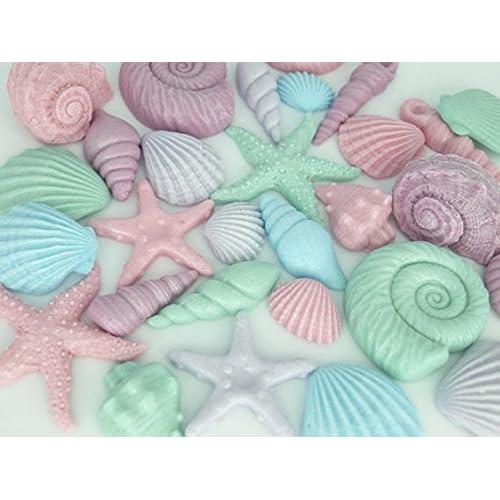 Mermaid Cake Decorations: Amazon.co.uk