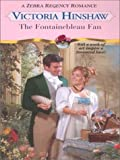 The Fontainebleau Fan, Victoria Hinshaw, 0786249897