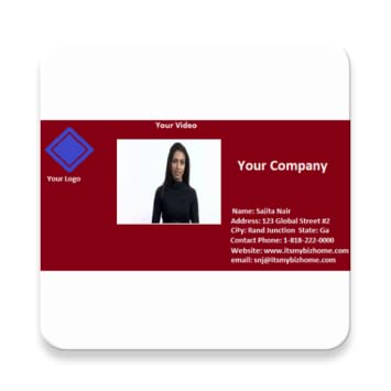 Amazon Video Business Card App Sample App Appstore For Android