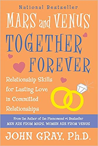 Buy mars and venus together forever relationship skills for lasting buy mars and venus together forever relationship skills for lasting love in committed relationships book online at low prices in india mars and venus fandeluxe Images