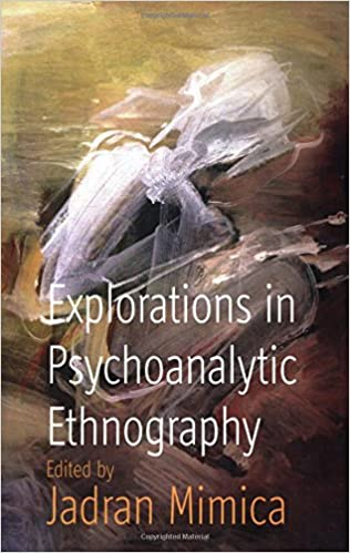 Book Explorations in Psychoanalytic Ethnography
