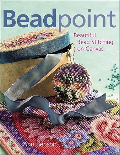 beading on needlepoint kit DIY beadpoint craft set Beadpoint Needlework Beadwork Sewing hobby Mermaid beaded stitching bead embroidery