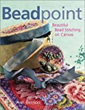 img - for Beadpoint: Beautiful Bead Stitching on Canvas book / textbook / text book