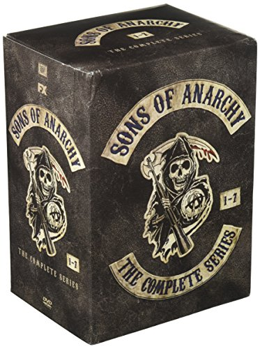 Sons of Anarchy The Complete Series (Sons Of Guns Dvd Set)