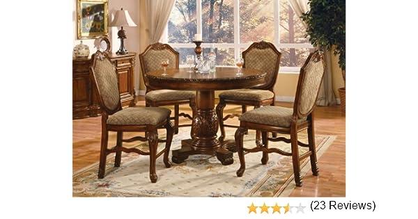 Amazon.com - ACME 040482-SET Chateau de Ville 5-Piece Counter ...