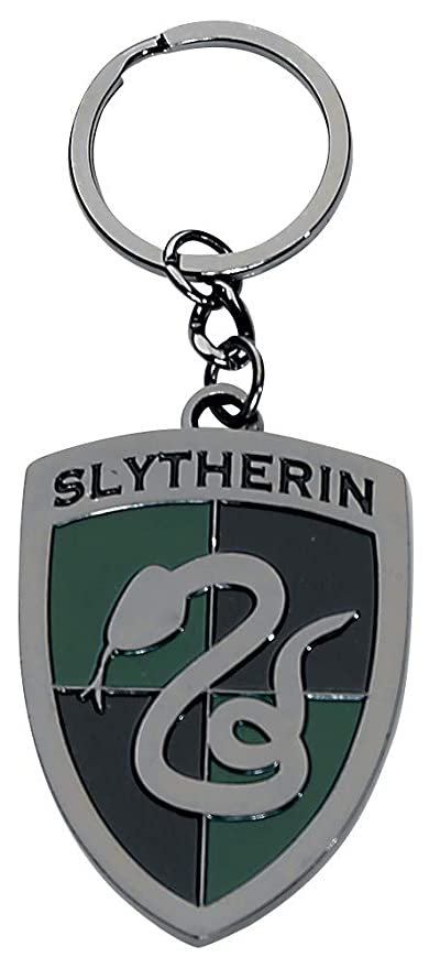 Harry Potter Slytherin Llavero Standard: Amazon.es: Equipaje