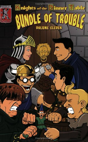 Knights of the Dinner Table: Bundle of Trouble, Vol. 11