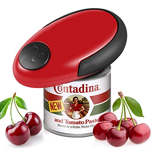 Electric Can Opener, Multifunctional Can Opener, Restaurant Can Opener, Full – Automatic Hands Free Can Opener, Best…