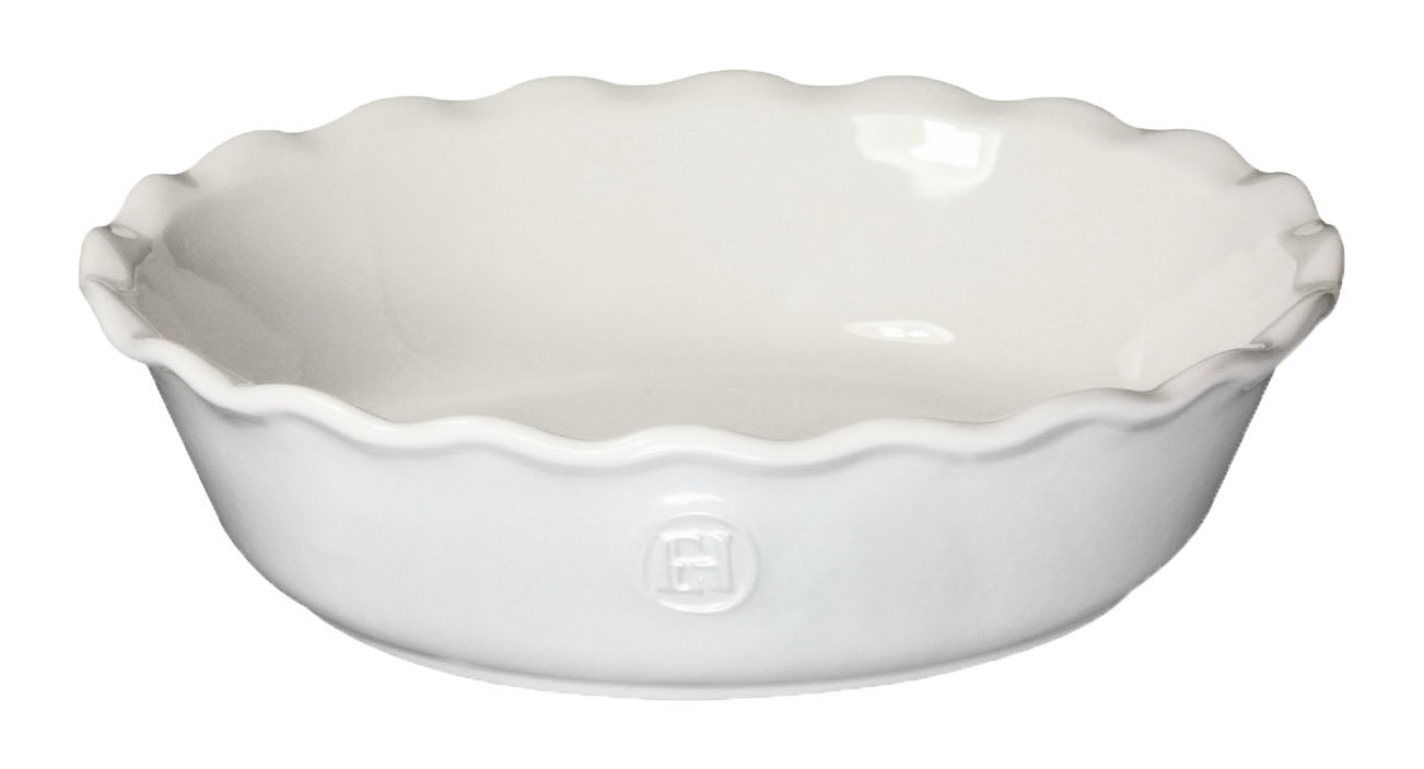 Emile Henry 236122 HR Ceramic Mini Pie Dish, Sugar