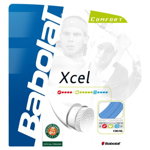 Xcel 16G Blue Tennis String