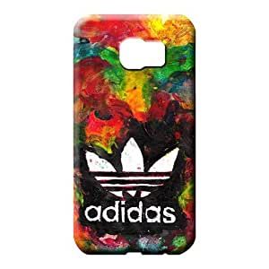 samsung galaxy s6 edge Collectibles durable colorful phone carrying shells adidas famous top?brand logo