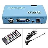 Digital TV Box LCD/CRT VGA/AV Tuner DVB-T FreeView Receiver