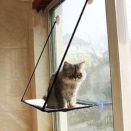 [AIDIYA]Gato para Camas para ventanas con ventosa: Amazon.es: Productos para mascotas