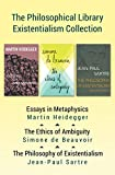Understand the concepts that shaped twentieth-century philosophy, theology, psychology, and art, with works by Martin Heidegger, Simone de Beauvoir, and Jean-Paul Sartre. Existentialism was born in the nineteenth century and came of age in mid-twe...