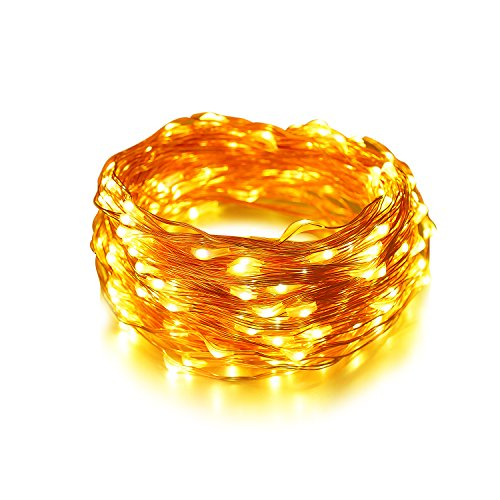 Gold Led String Lights