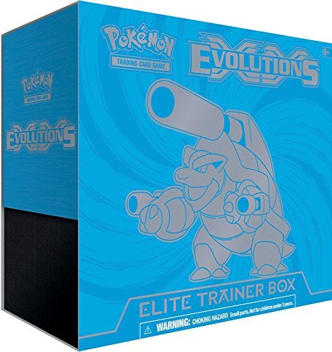 Pokemon TCG: XY Evolutions Blastoise Elite Trainer ()