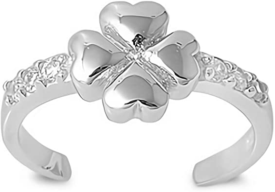 Cute Jewelry Gift for Women in Gift Box Glitzs Jewels 925 Sterling Silver Ring Spinner