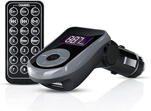 REPRODUCTOR MP3//WMA MECHERO COCHE USB SD//MMC MANDO