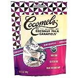 Cocomels Coconut Milk Caramels - Organic Dairy Free, Original 6 Pack