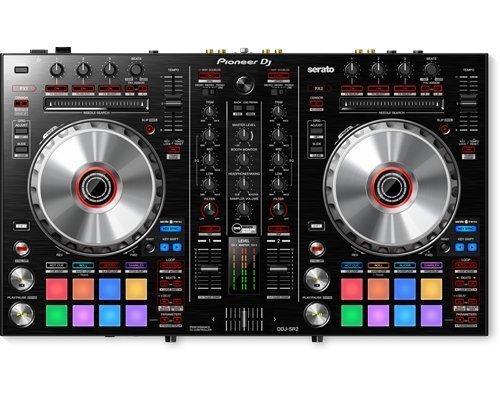 Pioneer DJ DDJ-SR2 Portable 2-channel controller for Serato DJ (Renewed)