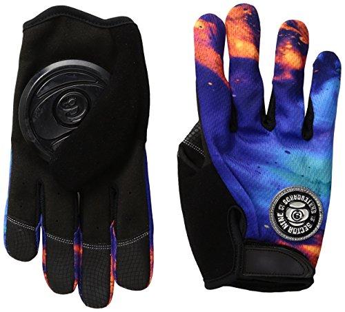 Sector 9 Rush Slide Gloves, Cosmos, Large (Loaded Sliding Gloves)