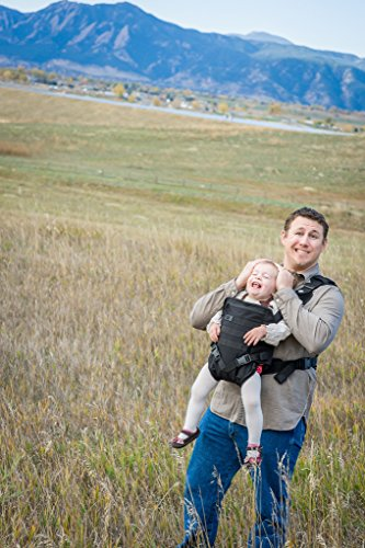 9eadf0e1efd Men s Baby Carrier - Front Baby Carrier - Baby Carrier for Dads - By Mission  Critical - Black  Amazon.ca  Baby