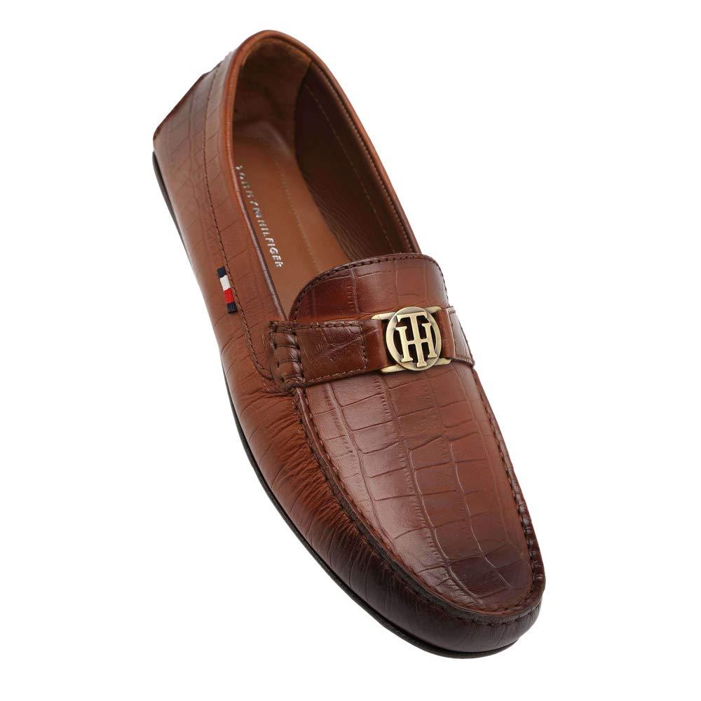 Buy Tommy Hilfiger Men's Tan Leather