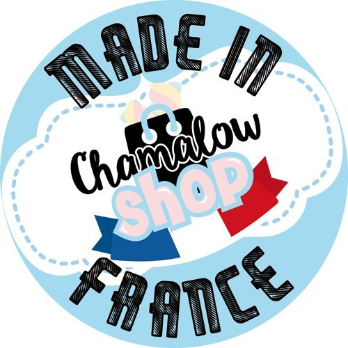 T-Shirt Mixte Evoli , Pokemon chibi et kawaii - Fabriqué en France - Chamalow shop