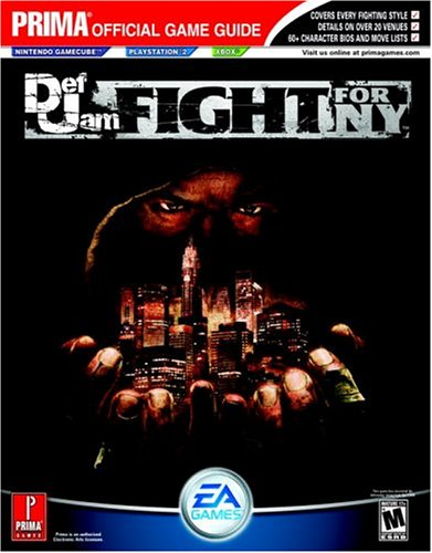 Def Jam: Fight for NY (Prima Official Game Guide)