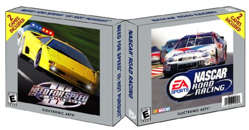 Need for Speed Hot Pursuit III / NASCAR Road Racing (Jewel Case) - PC