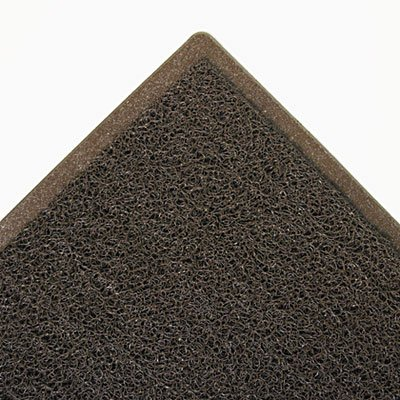 Dirt Stop Scraper Mat, Polypropylene, 36 x 60, Chestnut Brown, Sold as 1 Each by 3M